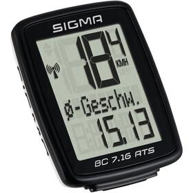 SIGMA SPORT BC 7.16 ATS Fietscomputer draadloos
